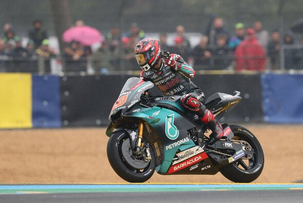 Fabio Quartararo ist Local Hero in Le Mans - Foto: LAT Images