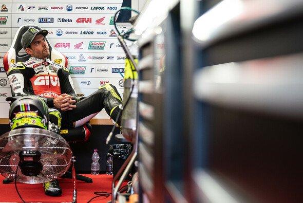 Cal Crutchlow musste schon wieder auf den OP-Tisch - Foto: LCR Honda
