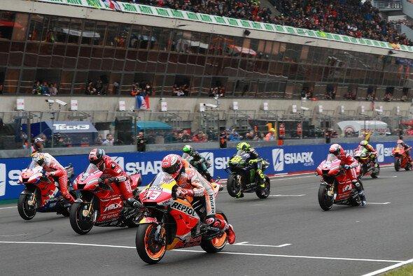 Wie viele MotoGP-Rennen braucht eine ganze Saison? - Foto: LAT Images