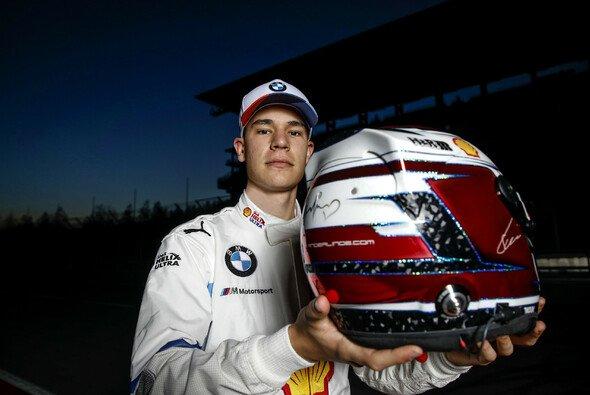 Sheldon van der Linde gilt als eines der größten Talente im GT- und Tourenwagensport - Foto: BMW Motorsport