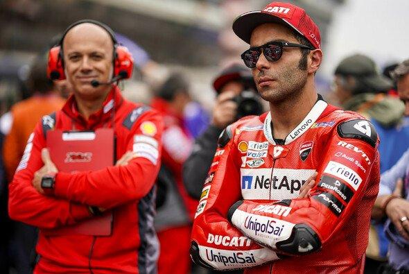 Danilo Petruccis Verbleib bei Ducati wird immer wahrscheinlicher - Foto: Ducati