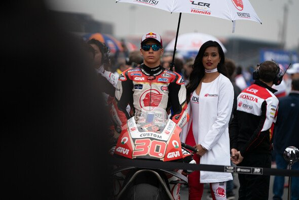 Takaaki Nakagami geht auch 2020 für LCR Honda auf Punktejagd - Foto: LCR Honda