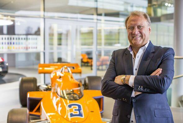 Robert Fernley ist nach nur einem halben Jahr offenbar raus bei McLaren - Foto: LAT Images
