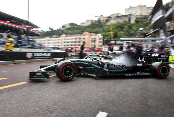 Lewis Hamilton holte sich die Bestzeit im 1. Training zum Monaco GP 2019 - Foto: LAT Images