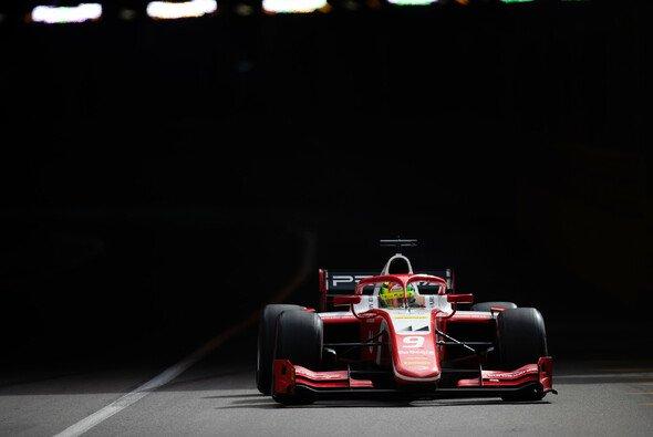 Mick Schumacher präsentierte sich im Monaco-Qualifying stark - Foto: LAT Images