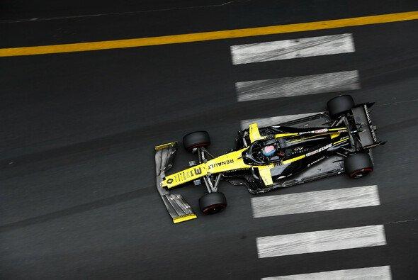 Bei Renault lief ads Qualifying in Monaco überraschend gut - Foto: LAT Images