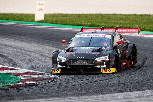 Andrea Dovizioso ist an diesem Wochenende als Gaststarter dabei - Foto: Audi