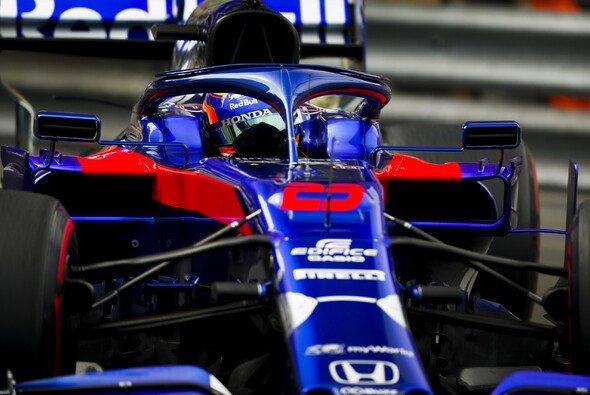 Toro-Rosso-Rookie Alexander Albon beeindruckte im Formel-1-Training von Monaco - Foto: LAT Images