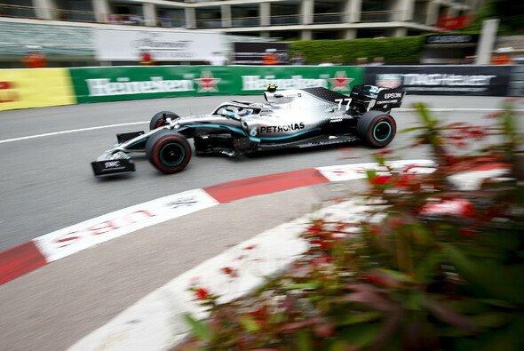 Valtteri Bottas verlor im letzten Moment noch Pole in Monaco - Foto: LAT Images