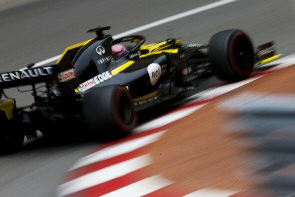 Renault sucht in Monaco die eigene Form - Foto: LAT Images