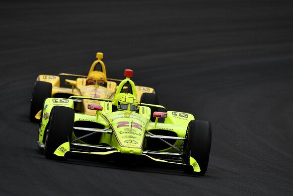 Simon Pagenaud siegt in Indianapolis - Foto: LAT Images