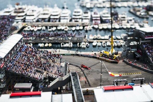 Die Formel 1 in Monaco, immer ein Erlebnis - Foto: Ferrari