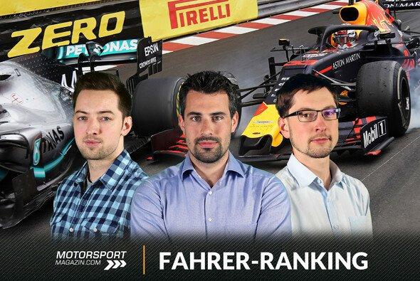 Zwischen Lewis Hamilton und Max Verstappen war es im Fahrerranking von Monaco genauso eng wie im Grand Prix - Foto: LAT Images/Motorsport-Magazin.com