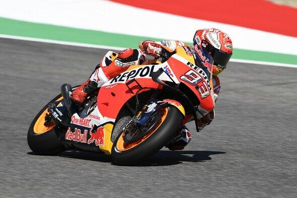Marc Marquez stellte seine Honda in Mugello auf die Pole - Foto: LAT Images