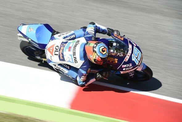Gabriel Rodrigo startet von der Moto3-Pole - Foto: LAT Images