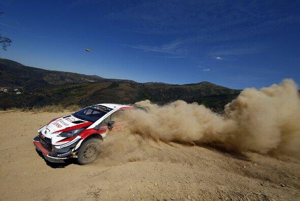 Tänak sicherte sich den zweiten WRC-Sieg in Folge - Foto: LAT Images