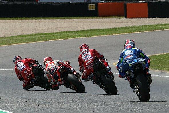 Die Elektronik ist in der MotoGP stets gefordert - Foto: LAT Images