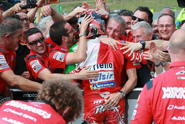 Nicht nur Ducati jubelte am Sonntag in Mugello mit Danilo Petrucci - Foto: LAT Images