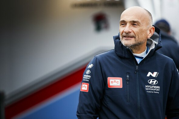 Prominenter Gaststarter am Red Bull Ring: Gabriele Tarquini - Foto: ADAC TCR Germany
