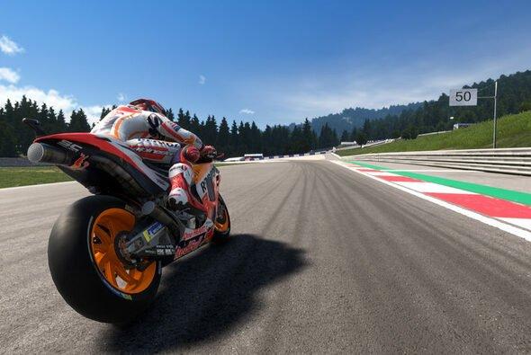 Am kommenden Sonntag gibt es virtuelle MotoGP-Action - Foto: Milestone