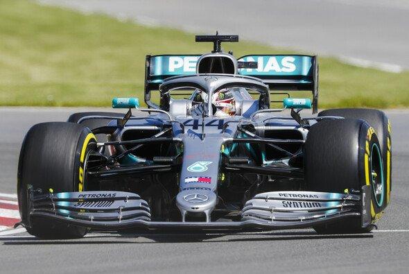 Lewis Hamilton holt sich im 1. Freien Training zum Kanada GP 2019 die Bestzeit - Foto: LAT Images