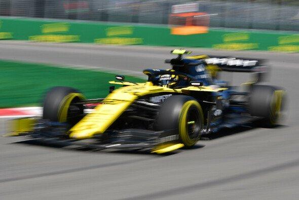 Renault kam beim Auftakt des Formel-1-Wochenendes in Kanada gut in Fahrt - Foto: LAT Images