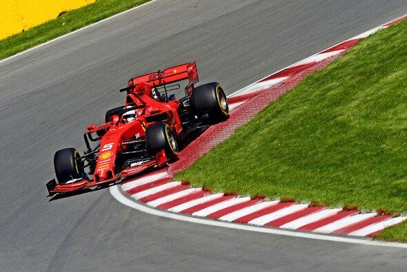 Für Sebastian Vettel hat sich in Kanada trotz Ferrari-Bestzeit nichts am Kräfteverhältnis verändert - Foto: Ferrari