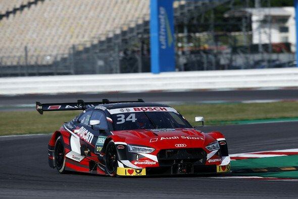 Für die DTM-Saison 2019 musste Audi einen neuen Turbomotor entwickeln - Foto: LAT Images