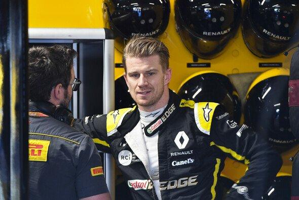 Nico Hülkenberg war nach dem Formel-1-Qualifying in Montreal nicht ganz zufrieden - Foto: LAT Images