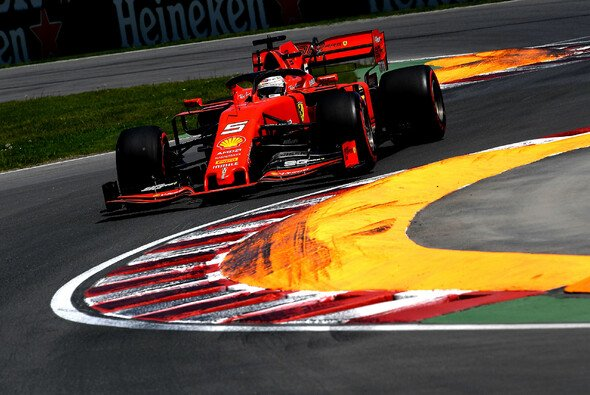 Sebastian Vettel von Pole auf dem Weg zum ersten Saisonsieg 2019? - Foto: Ferrari