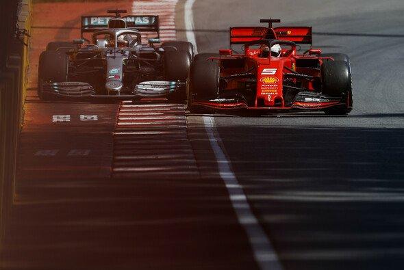 Sebastian Vettel hat weiterhin kein Verständnis für seine Strafe beim Kanada GP - Foto: LAT Images
