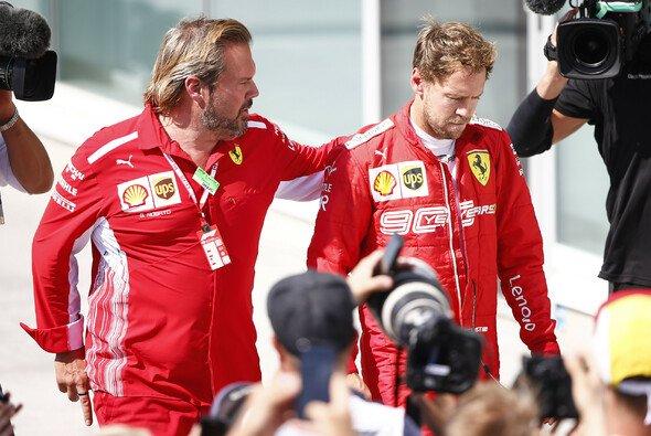 Hat Sebastian Vettel noch die Chance, den Kanada-Sieg auf dem Grünen Tisch zurückzubekommen? - Foto: LAT Images