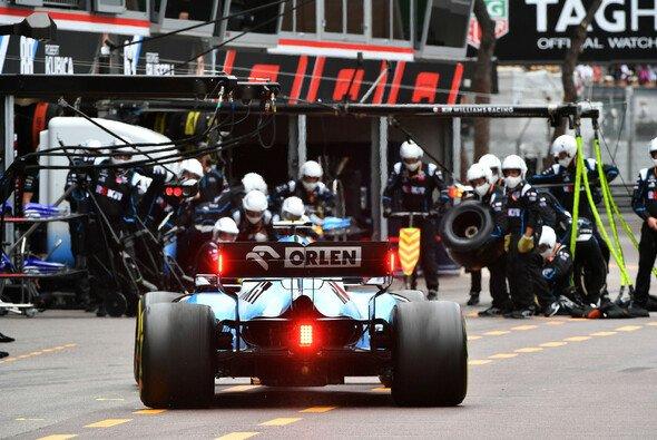 Nach Monaco war auch in Kanada kein Team schneller als Williams - bem Reifenwechsel - Foto: LAT Images
