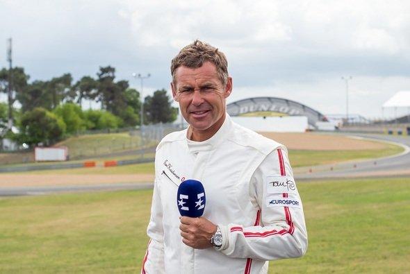Tom Kristensen berichtet Live für Eurosport vom Langstreckenklassiker - Foto: Eurosport