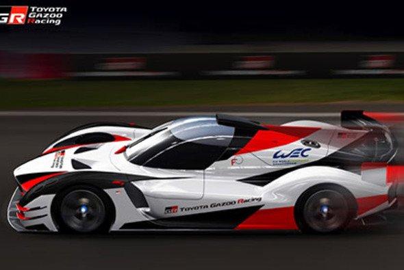 Toyota fährt auch ab 2021 in der WEC und bei den 24 Stunden von Le Mans - Foto: Toyota