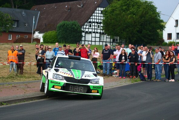 Fabian Kreim gewinnt ADAC Rallye Stemweder Berg 2019 - Foto: DRM