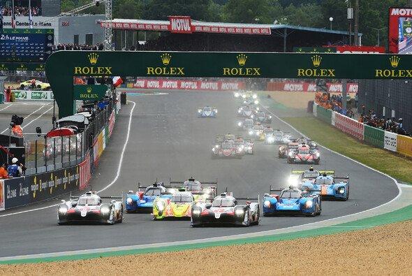 Eine Absage der 24h Le Mans 2020 kommt für den ACO nicht in Frage - Foto: LAT Images