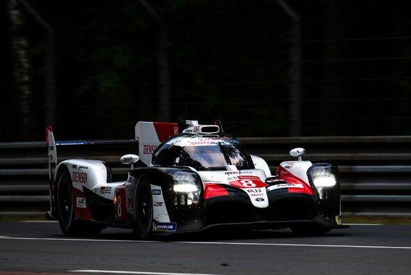 Der #8 Toyoyta von Buemi, Alonso und Nakajima hat die 24 Stunden von Le Mans 2019 gewonnen - Foto: LAT Images