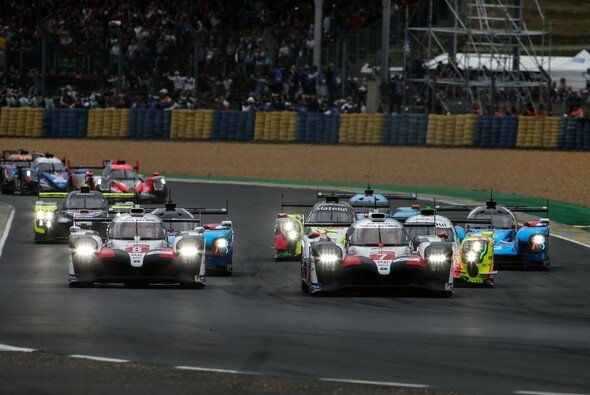 Toyota erzielt zum zweiten Mal in Folge den Doppelsieg bei den 24 Stunden von Le Mans - Foto: Toyota