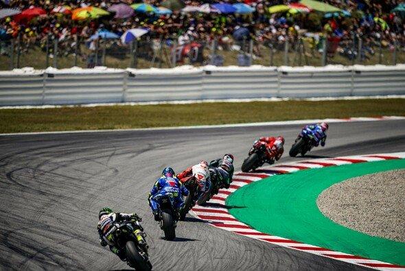 Die MotoGP erwartet in Barcelona viel Sonnenschein und kühle Temperaturen - Foto: Suzuki