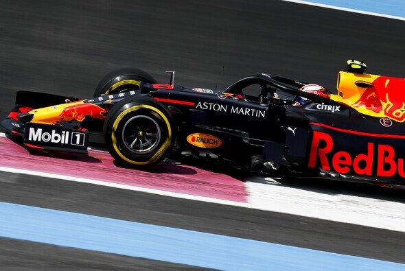 Pierre Gasly ist gegen Max Verstappen bei Red Bull bisher chancenlos - Foto: LAT Images