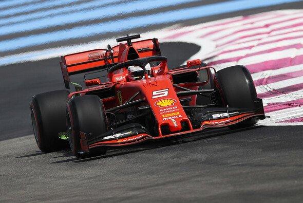 Sebastian Vettel war mit den Updates für seinen Ferrari nicht zufrieden - Foto: LAT Images