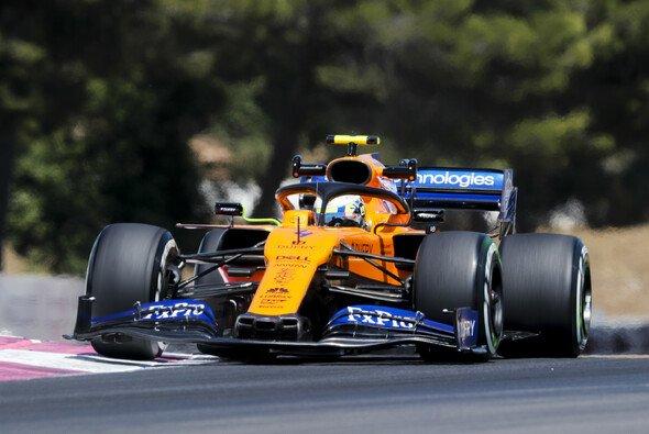 McLaren gab im Freitagstraining zum Frankreich GP im Mittelfeld den Ton an - Foto: LAT Images