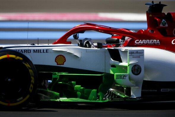Kimi Räikkönen hält das Alfa-Comeback für kein Zufallsprodukt: Upgrade hat einfach gezündet - Foto: LAT Images