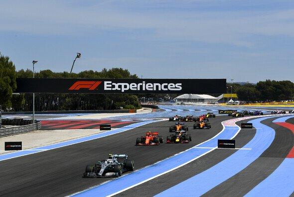 Gegenwärtig steht der Frankreich-GP als F1-Start im Kalender - Foto: LAT Images