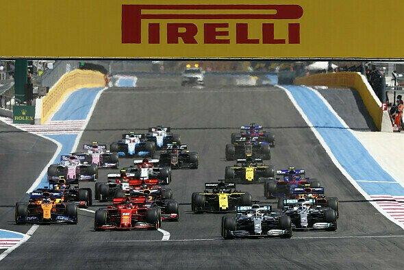 20 Fahrer, doch nur einer kann der beste Pilot des Frankreich GP gewesen sein - Foto: LAT Images