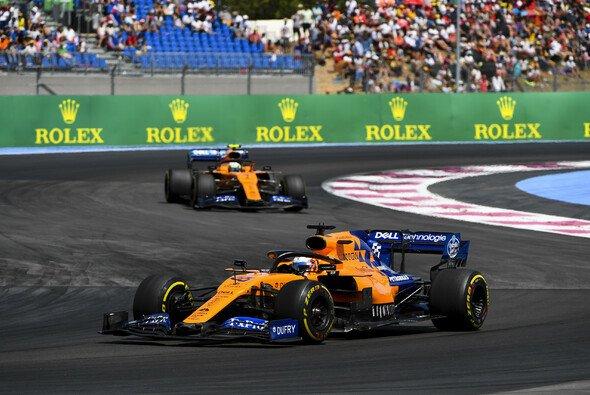 Wird mit dem Budget Cap McLaren wieder siegfähig? - Foto: LAT Images