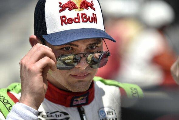 Patricio O'Ward gibt am Formel-1-Wochenende in Österreich sein Debüt in der Formel 2 - Foto: LAT Images