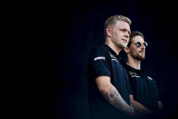 Kevin Magnussen und Romain Grosjean werden auch in der Formel-1-Saison 2020 für Haas an den Start gehen - Foto: LAT Images