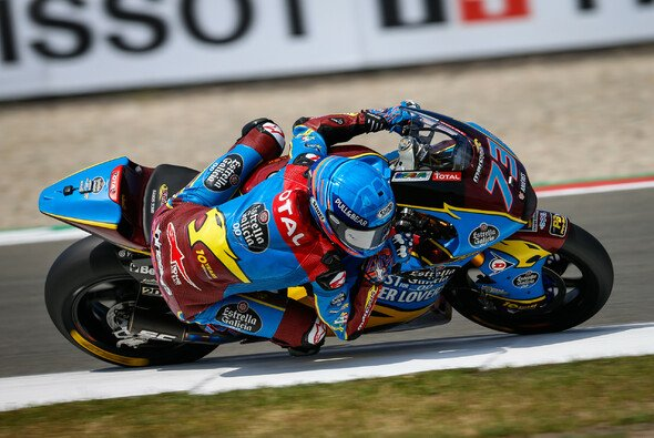 Alex Marquez ist derzeit der überragende Mann der Moto2 - Foto: Tobias Linke